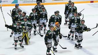 Liveticker: Eishockey, Swiss League, 5. Runde, EHC Olten - EVZ Academy (24.09.19)