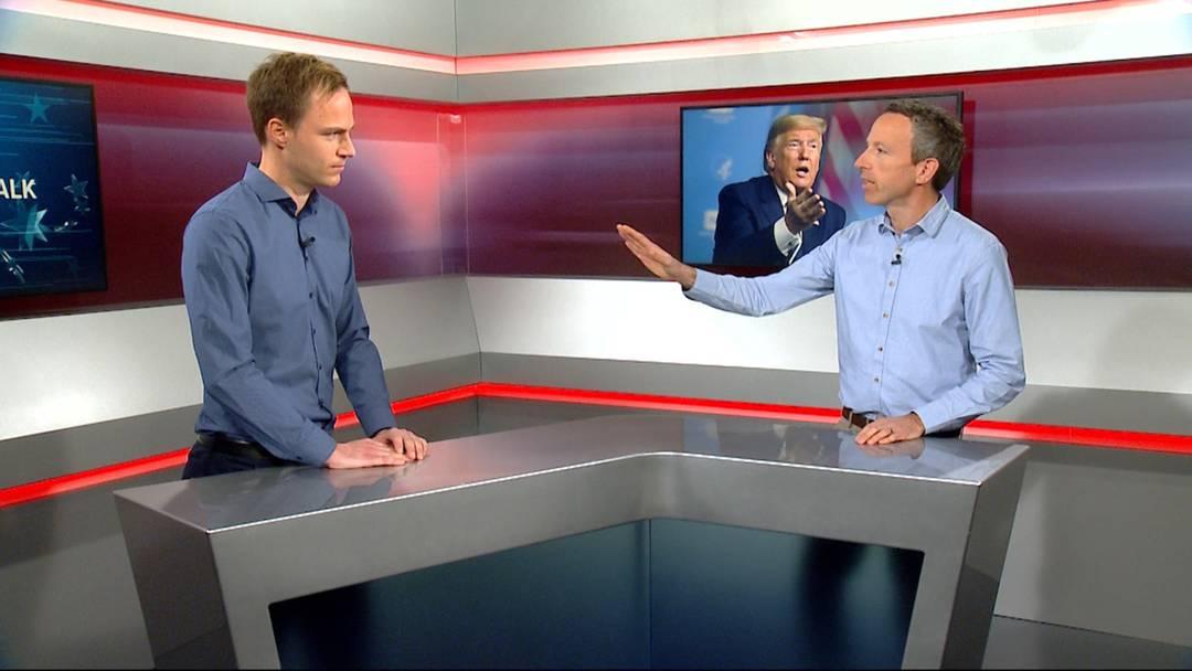 «Donald Trump füllt die Stadien, er ist auf Siegeskurs»: CH Media-Chefredaktor Patrik Müller und Auslandschef Samuel Schumacher im ersten US-Wahlen-Talk