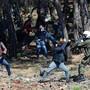 Proteste gegen geplante neue Auffanglager für Flüchtlinge: Die Inseln der Ägäis rebellieren gegen die Athener Politik.