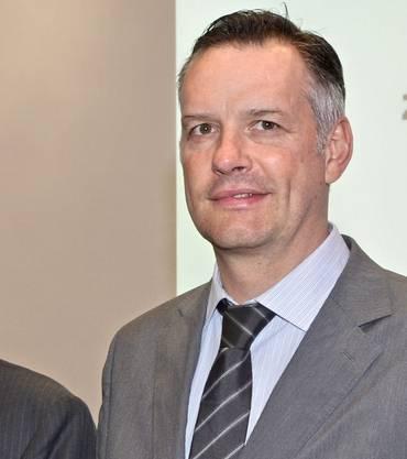 Andreas Schibli, seit 2001 im Kantonsrat