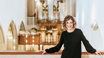 Nadia Bacchetta ist seit 2011 Hauptorganistin der Ref. Kirchgemeinde.