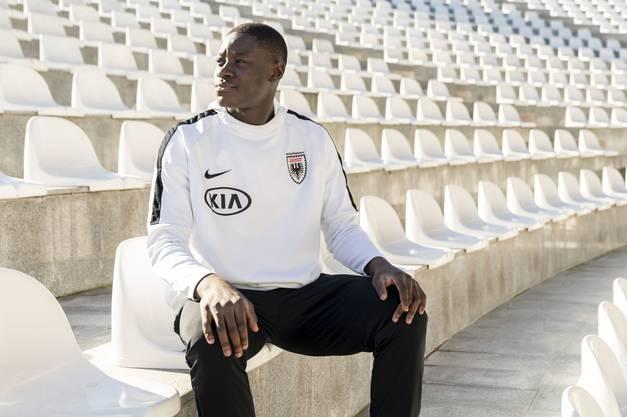 Yvan Alounga, Rohdiamant im FCA-Sturm, der mit seiner Geschichte an Nati-Star Breel Embolo erinnert