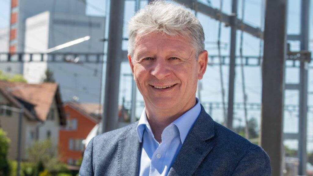 Hans Mäder verteidigt für die CVP das Stadtpräsidium von Wil.