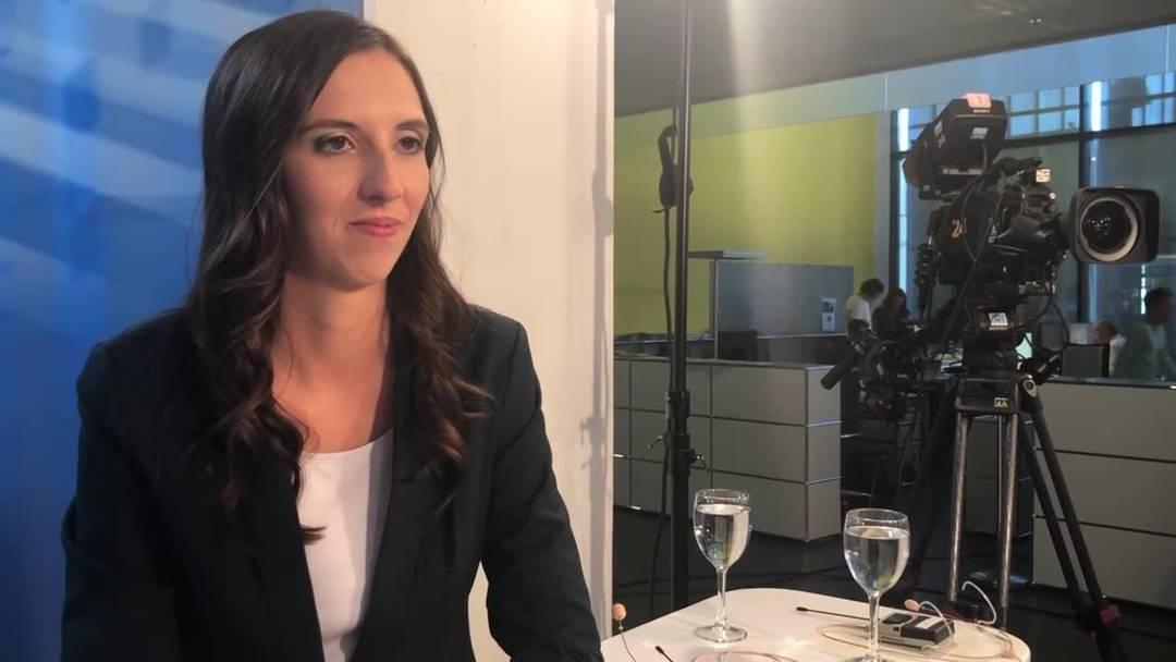 Video zu den Wahl-Sendungen: AKK