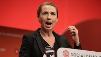 Die 41-jährige Mette Frederiksen steht kurz davor, die jüngste Regierungschefin in der Geschichte Dänemarks zu werden. (Archivbild)