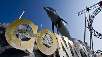 Der Freizeitpark Connyland hält keine Delfine mehr (Archiv)