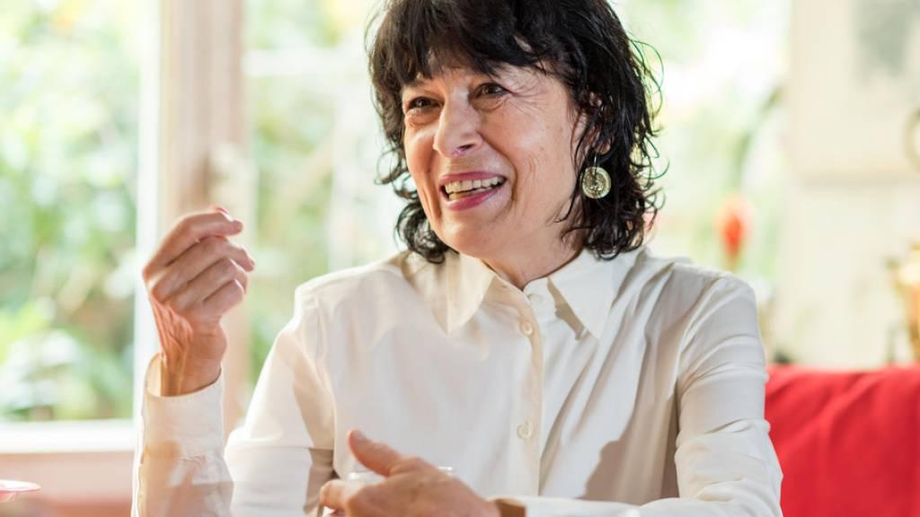Solothurner Literaturpreis geht an Österreicherin Monika Helfer