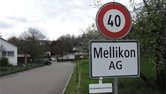 Die Ruhe trügt: In Mellikon kämpft eine grosse Anzahl der Bewohner gegen die geplante Grossfusion im Zurzibiet.