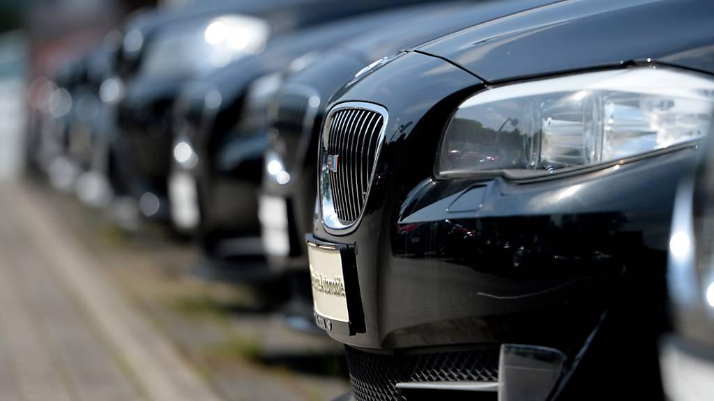 Autoabsatz in der EU bleibt im Mai unter Druck