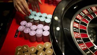 Süchtig oder verschuldet: Fast 50'000 Personen in der Schweiz sind für Spiele wie Roulette gesperrt. (Symbolbild)