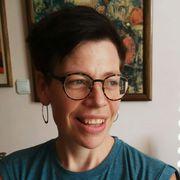 Judith Poppe aus Tel Aviv