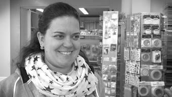 Heidi Hochuli, Detailhandelsangestellte und Kursleiterin, aus Umiken.