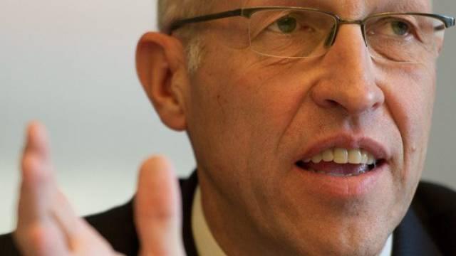 Ständerat und WAK-Präsident Konrad Graber (CVP/LU)
