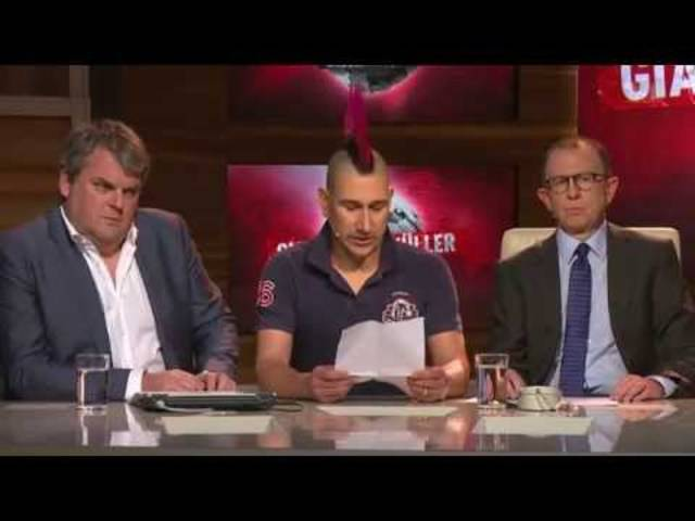 Korankritik: Andreas Thiel entschuldigt sich bei «Giacobbo/Müller»