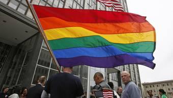 Kalifornische Richter stützen die Homo-Ehe (Symbolbild)