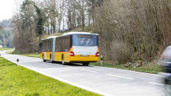 Das Postauto-Drama in Endingen