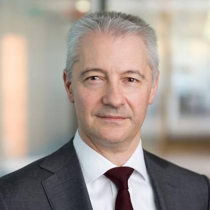 Migros-Chef Fabrice Zumbrunnen.