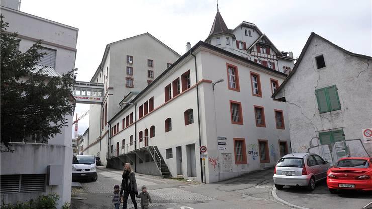 Das Ziegelhofareal in Liestal.