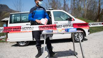In Cadenazzo musste das Logistikzentrum der Post evakuiert werden. (Symbolbild)