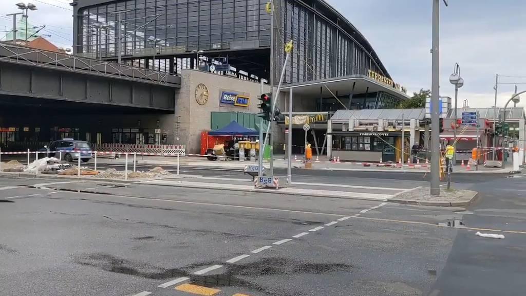 24-Jähriger rast in Berlin in Menschengruppe: Drei Personen schwer verletzt