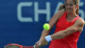 Patty Schnyder verlor in Tokio in der Startrunde gegen die Deutsche Sabine Lisicki