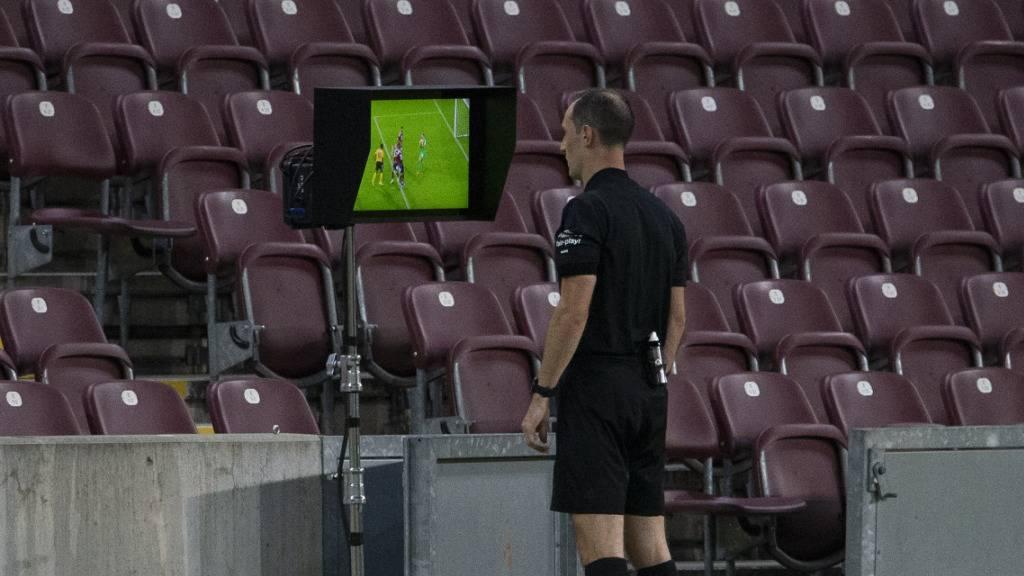 Der Videoassistent sorgt in der Super League für Gesprächsstoff
