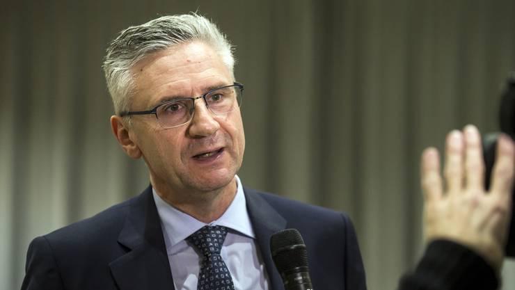 Muss mit rechtlichen Konsequenzen rechnen: SVP-Nationalrat Andreas Glarner.