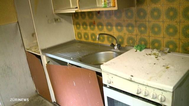 Stadtrat und Asyl-Direktor reagieren auf Schmuddel-Wohnungen in Oerlikon