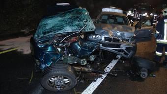 Der Unfall vom 18. November 2010. (Archiv)