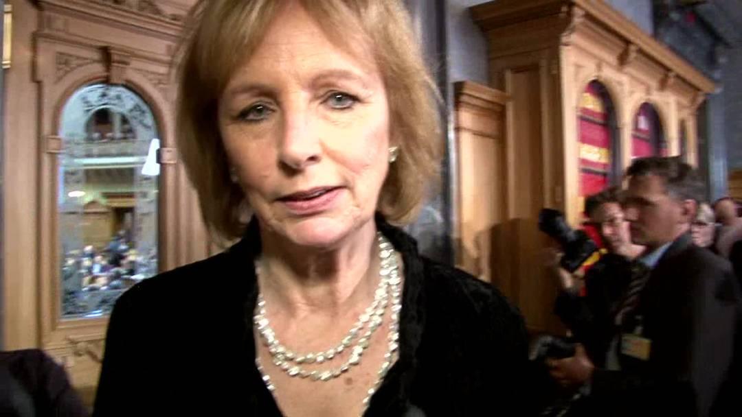 Ursula Haller, BDP Bern