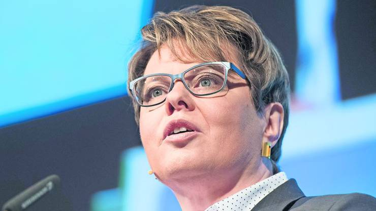 Trotz Headhunter: Marianne Wildi bleibt «Hypi» treu.
