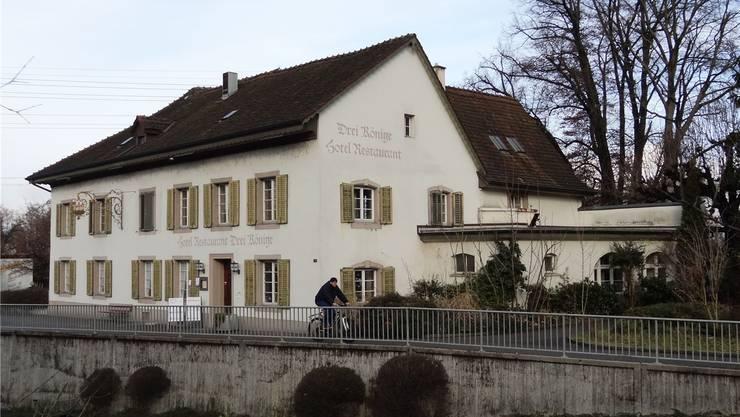 Die Liegenschaft «Drei Könige» gehört neu der Rheinfelder Einwohnergemeinde.