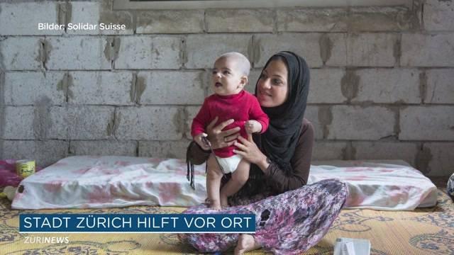 350`000 Franken Flüchtlingshilfe für Libanon