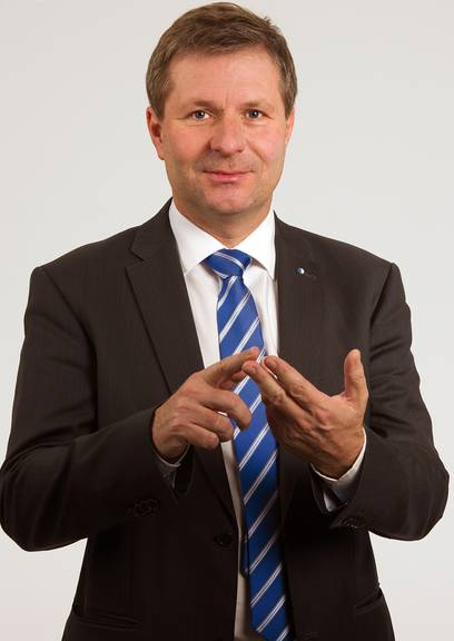 Der Luzerner Finanzdirektor Marcel Schwerzmann