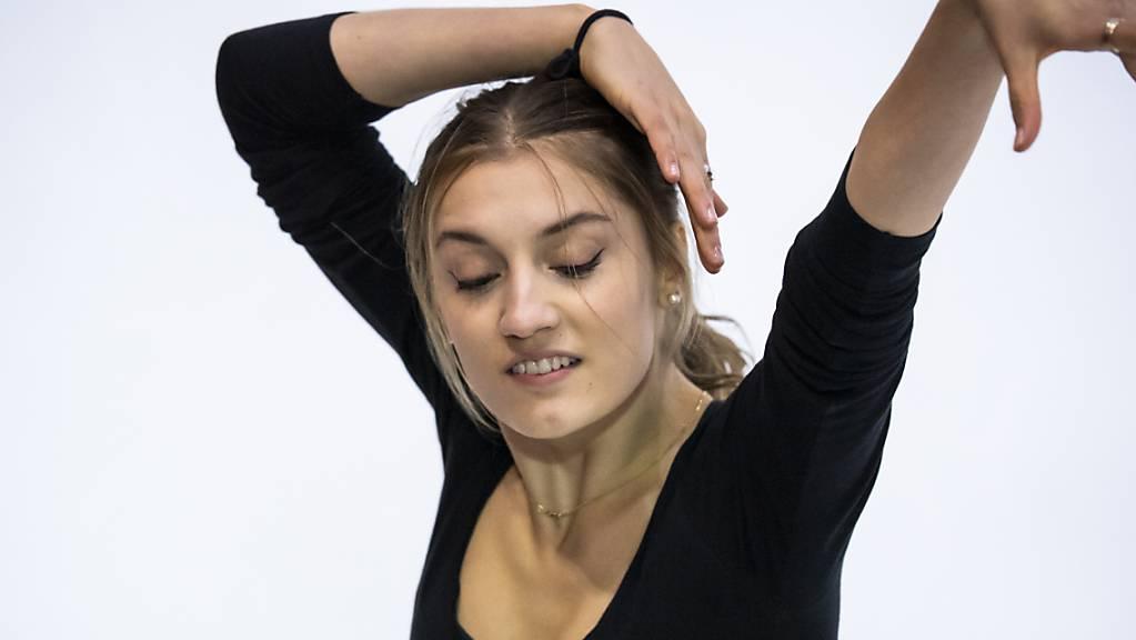 Alexia Paganini verpasste wegen eines Patzers die Kür an den Weltmeisterschaften
