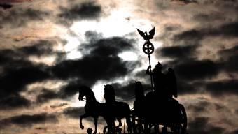 Die Quadriga vom Brandenburger Tor war eine der aufsehenerregenden Trophäen, die Vivant Denon für Napoleon nach Frankreich schaffen liess.Tobias Schwarz/Reuters