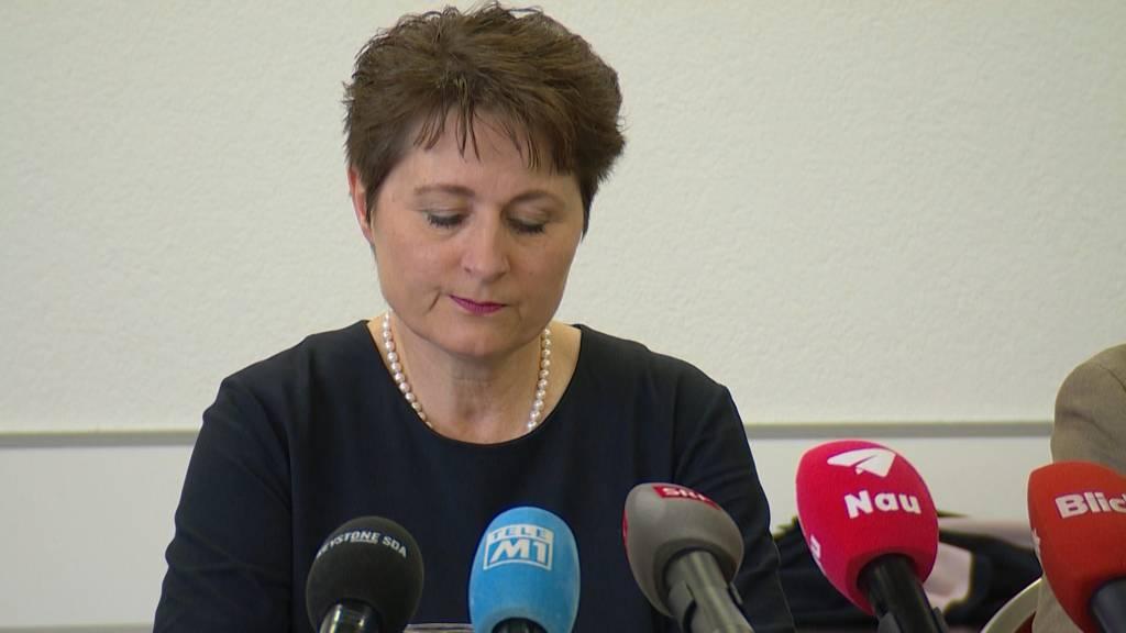 Franziska Roth wirft endgültig hin