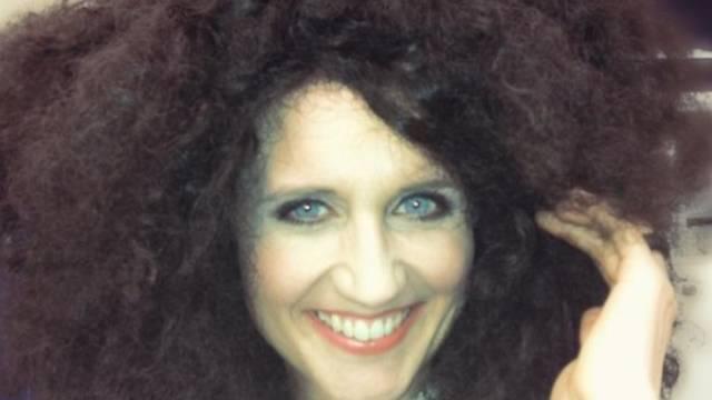 Steffi Buchli mit neuer Frisur (Bild Facebook)