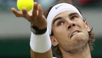 Rafael Nadal hat die erste Woche ohne Satzverlust überstanden