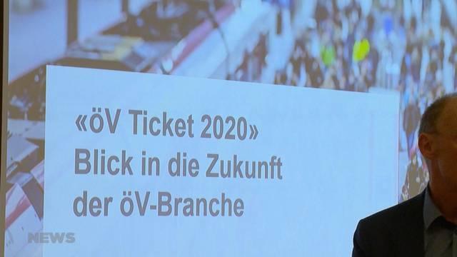 Zukunft des ÖV-Tickets