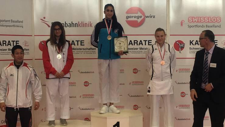 Nur Kars gewinnt den Schweizermeistertitel.