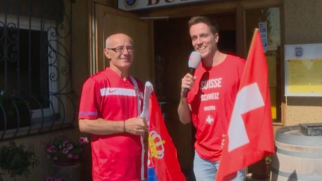 Fussball-WM: Bei Serbien geht es um die Cevapcici!
