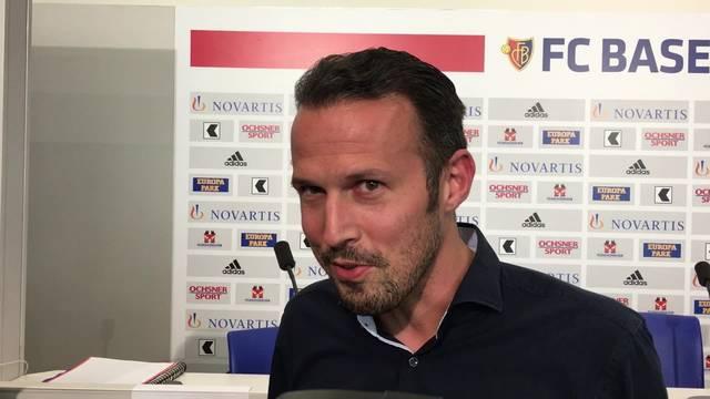 Der designierte FCB-Sportchef Marco Streller zur Wahl des neuen Trainers