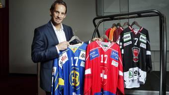 Der Verband hat den Vertrag mit Nationaltrainer Patrick Fischer unmittelbar vor dem Spengler Cup um zwei Jahre verlängert.