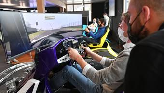 Neue Racing Lounge im Altmattpark