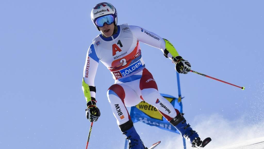 Odermatt, Meillard und Caviezel führen Swiss-Ski-Aufgebot an
