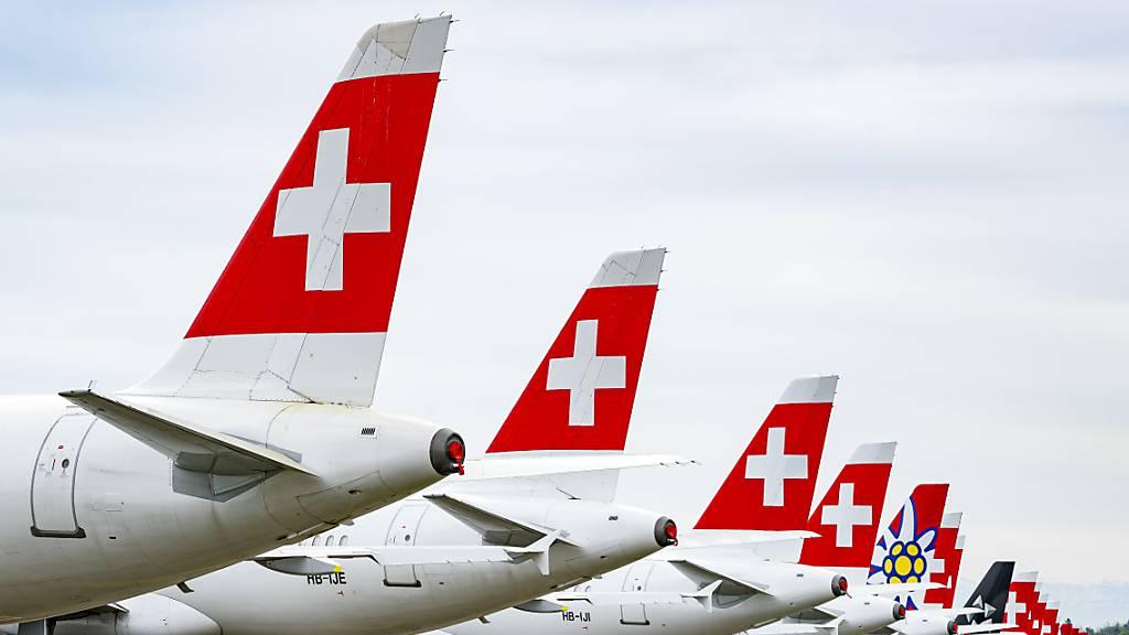 Swiss fordert Corona-Schnelltests am Flughafen