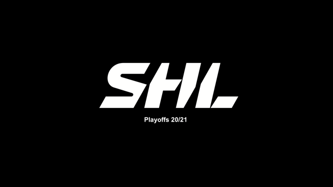 Eishockey: SHL PlayOffs 2021 - 5