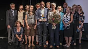 Der Basler Preis für sozialen Zusammenhalt.