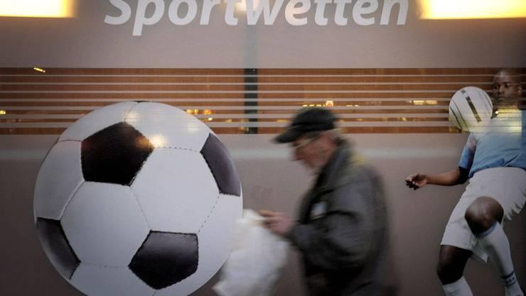Sportwetten (Symbolbild).